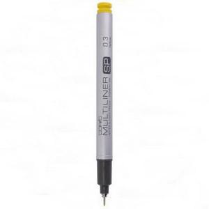 Copic MULTILINER SP 0.3mm заправляющийся ЖЕЛТЫЙ