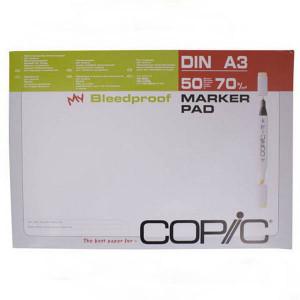 Блок бумаги   А3 (50 л)    пл. 70 г