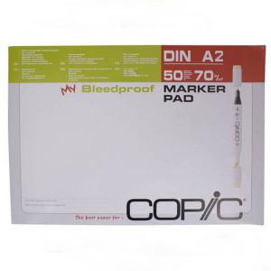 Блок бумаги   А2 (50 л)    пл. 70 г