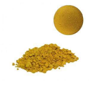 Бургундская охра, желтая/пигмент Kremer, исторический