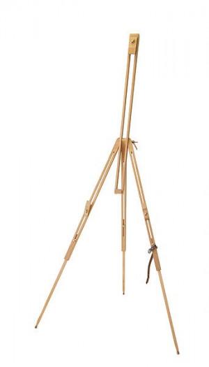 Тренога полевая облегчен Solo Goya , бук, 192х96х96 см