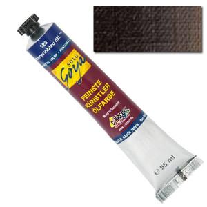 """Масляная краска """"Solo Goya"""" умбра жженая 55 мл"""