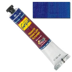 """Масляная краска """"Solo Goya"""" ультрамарин 55 мл"""
