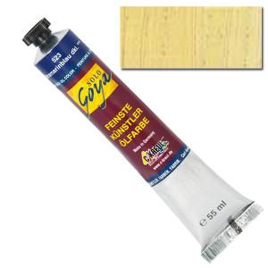 """Масляная краска """"Solo Goya"""" неаполитанский желтый, светлый 55 мл"""