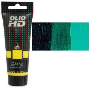 """Краска масляная """"HD Oil"""" / Зеленая угроза"""