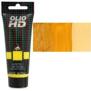 """Краска масляная """"HD Oil"""" / Сухая охра"""