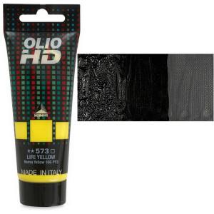 """Краска масляная """"HD Oil"""" / Черный хакер"""
