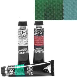 Изумрудная зеленая/краска ретушная Maimeri Restauro Mastic