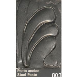 Акриловая моделирующая паста стальная