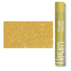 Масляная пастель классико Охра желтая