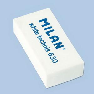 Ластик WhiteTechnic универсальный  40х20х10 мм.
