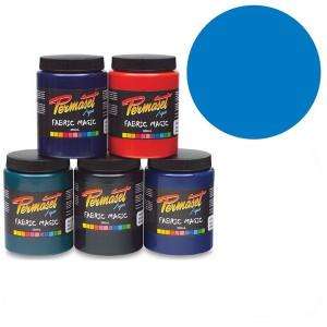 Краска для шелкографической печати Permaset / Синий