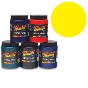 Краска для шелкографической печати Permaset / Желтый средний