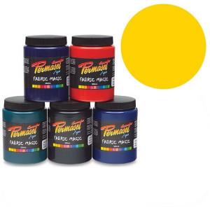 Краска для шелкографической печати Permaset / Желто-красный