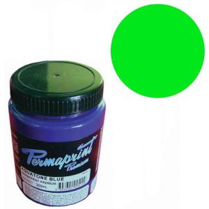 Краска для шелкографической печати PermaPrintPremium/ Ярко-зеленый
