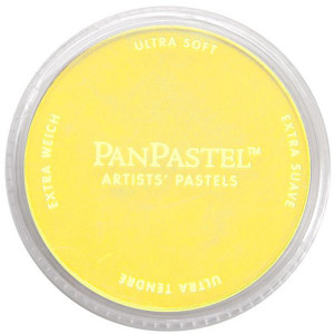 Пастель ультрамягк. PanPastel, желтый Hansa