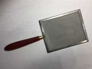 Сито стальное, прямоугольное,  разм 9,5х12 см