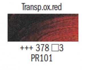 Масл.краска Rembrandt прозрачный оксид красный