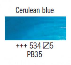 "Масл.краска ""Rembrandt"" синий церулеум"
