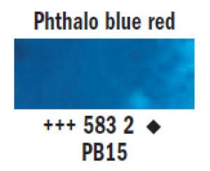 """Краска аквар.""""Рембрандт"""" / сине-красный фтало"""
