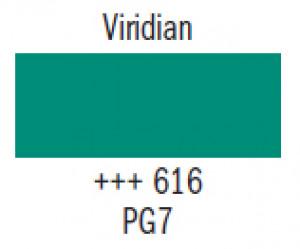 Гуашь худ. виридоновая