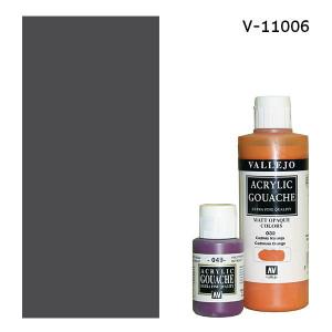 Гуашь-темпера Vallejo/Серый №6