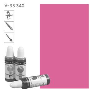Acuarela Liquida 340  Розовый
