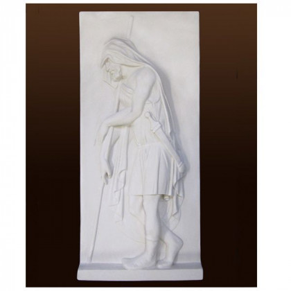Барельеф Одиссей