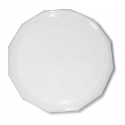 Палитра пластиковая  кругл./ без ячеек, диаметр 31.5см
