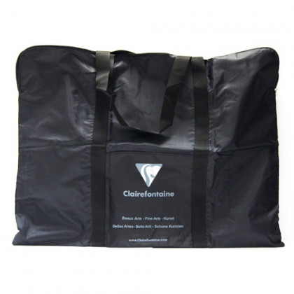Папка-сумка для планшетов 59х75/ 2 ручки, карман/нейлон