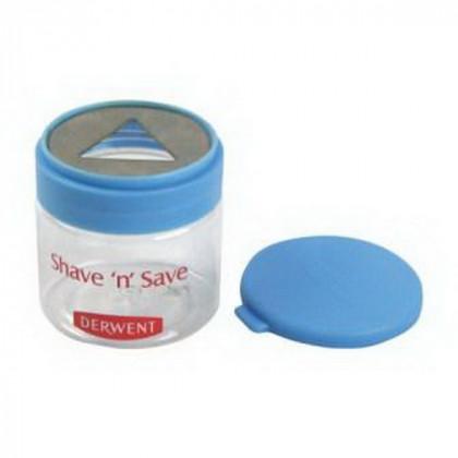 """Ёмкость с крышечкой-лезвием """"Shave'n'save"""" для Artbar"""