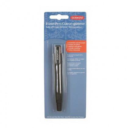 """Ластик-ручка """"Eraser Pen"""" Derwent / в блистере"""