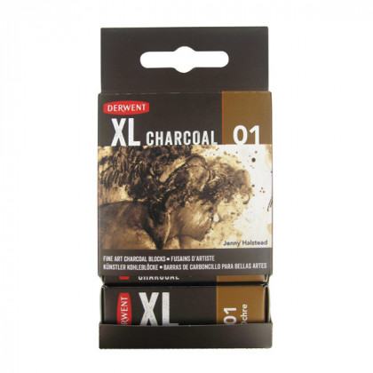 Уголь XL / 01 Охра