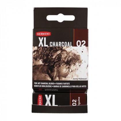 Уголь XL / 02 Сангина