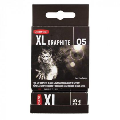 Графит XL / 05 Натуральный мягкий
