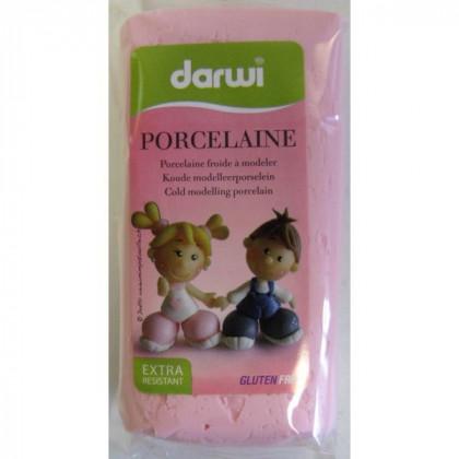 Модельная масса DARWI-PORCELAINE/ розовая/150г