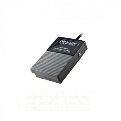 Ножной USB-педаль/включатель захвата  фотоизображения  Dino-Lite SW-F1