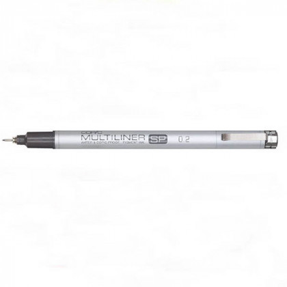 Copic MULTILINER SP 0.2mm заправляющийся
