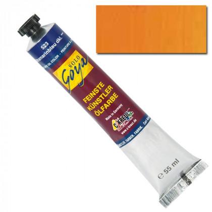 """Масляная краска """"Solo Goya"""" индийский желтый 55мл"""