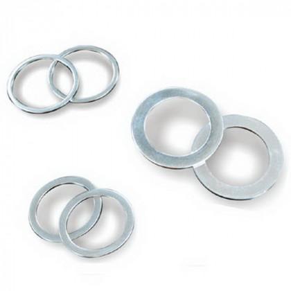 Кольца для раскатки D 1,5; 2,5; 5 см д/регулир. толщины слоя