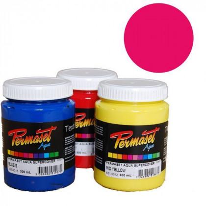 Краска для шелкографической печати s/c Permaset / Красный средн. покрывной