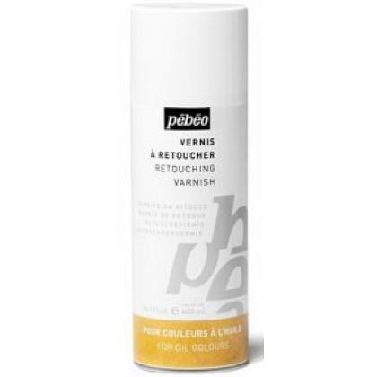 Аэрозольный ретушный лак /Pebeo/200мл