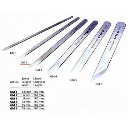 Нож скрипичный №6 Pfeil 19/160