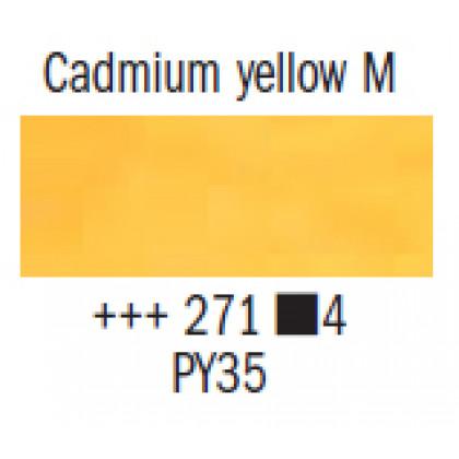 Масл.краска Rembrandt кадмий желтый средний