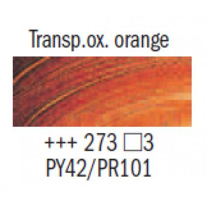 """Масл.краска """"Rembrandt"""" прозрачный оксид оранжевый"""