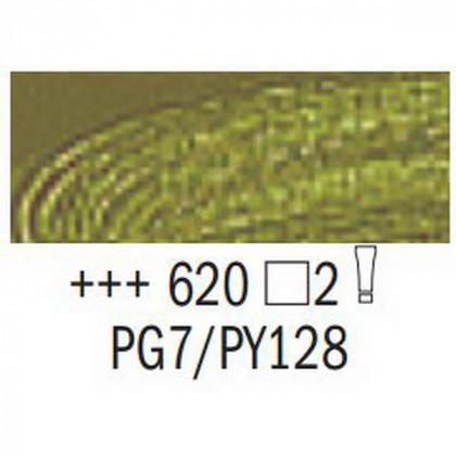 """Масло """"Van Gogh"""" Т.13 Перманентный оливковый зеленый"""