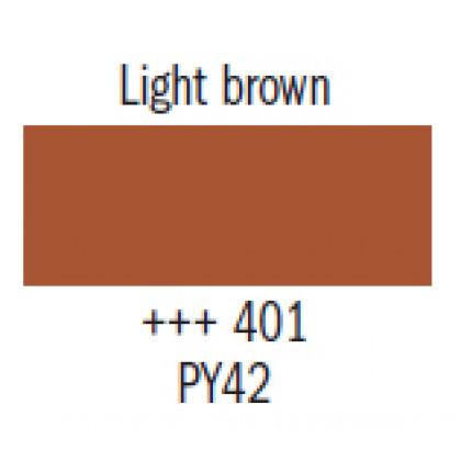 Гуашь худ. коричневая светлая