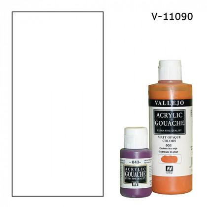 Гуашь-темпера Vallejo/Белила титановые
