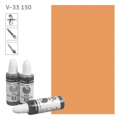 Acuarela Liquida 150  Оранжевый